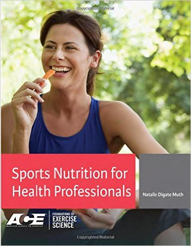 Sports Nutrition for Health Professionals 1st Edition