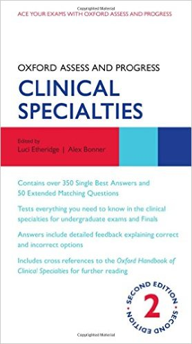 Oxford Assess and Progress: Clinical Specialties 2nd Edition