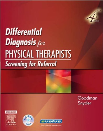 Differential Diagnosis for Physical Therapists: Screening for Referral, 4e (Differential Diagnosis In Physical Therapy) 4th Edition
