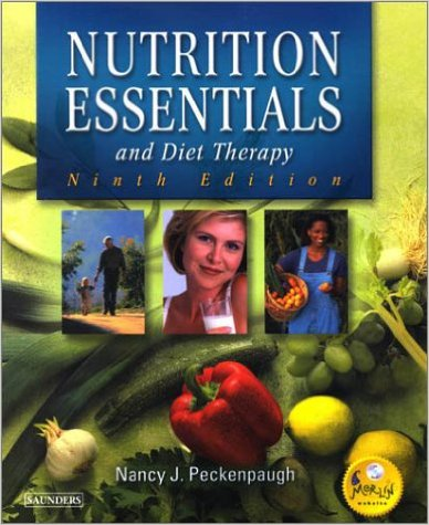 Nutrition Essentials and Diet Therapy 9th Edition