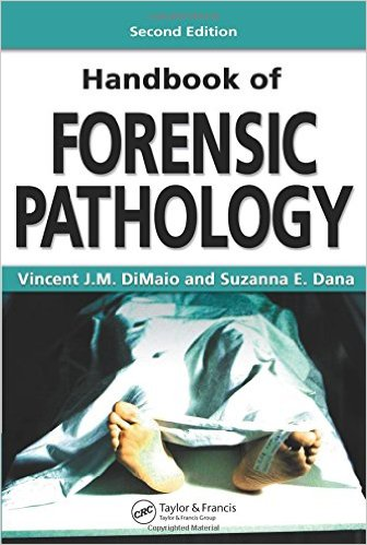 Handbook of Forensic Pathology, Second Edition 2nd Edition