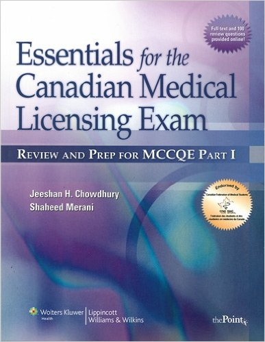 Essentials for the Canadian Medical Licensing Exam 2nd Edition