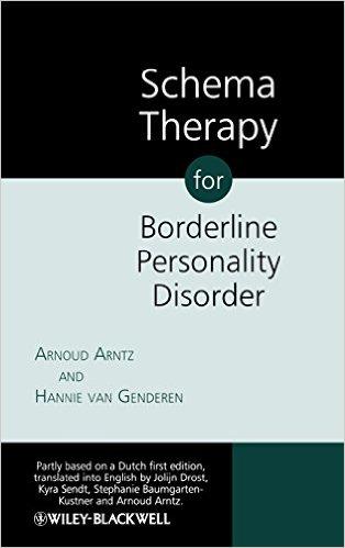 Schema Therapy for Borderline