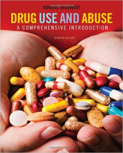 Drug Use and Abuse: A Comprehensive Introduction (SAB 250 Prevention & Education) 7th Edition