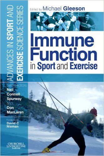 Immune Function in Sport and Exercise: Advances in Sport and Exercise Science Series 1st Edition
