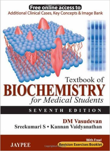 Textbook of Biochemistry for Medical Students 7th ed. Edition