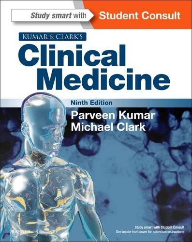 Clinical Medicine – Kumar and Clark's (2016)