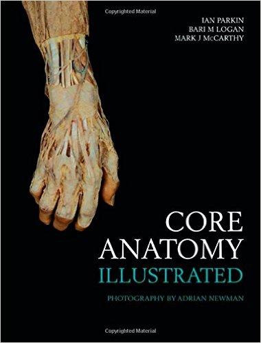 Core Anatomy – Illustrated 1st Edition