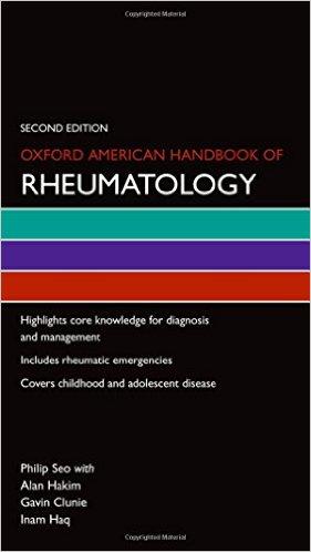 Oxford American Handbook of Rheumatology (Oxford American Handbooks of Medicine) 2nd Edition