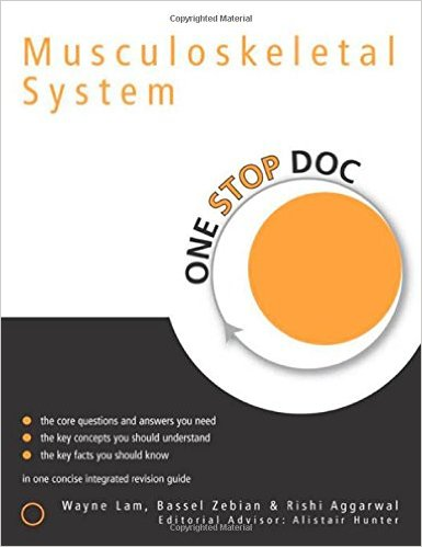 One Stop Doc Musculoskeletal System 1st Edition