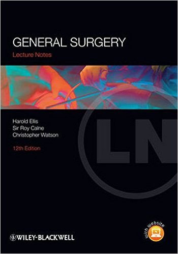 Lecture Notes: General Surgery 12th Edition