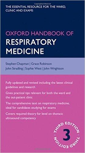 Oxford Handbook of Respiratory Medicine (Oxford Medical Handbooks) 3rd Edition