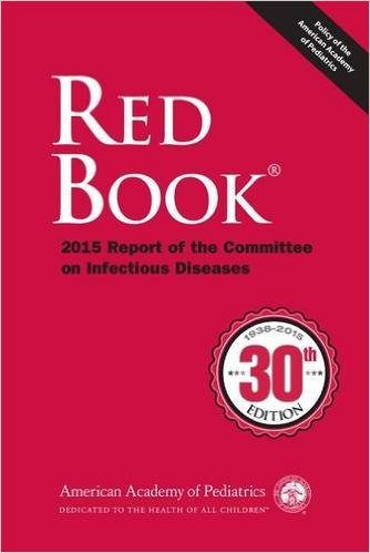 Red Book 2015: Report of the Committee on Infectious Diseases 30th Edition