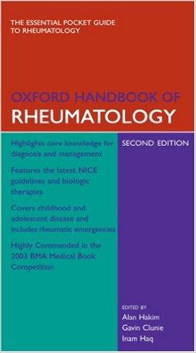 Oxford Handbook of Rheumatology (Oxford Handbooks Series) 2nd Edition