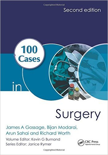 100 Cases in Surgery, Second Edition 2nd Edition