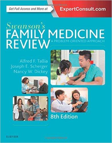 Swanson's Family Medicine Review, 8e 8th Edition