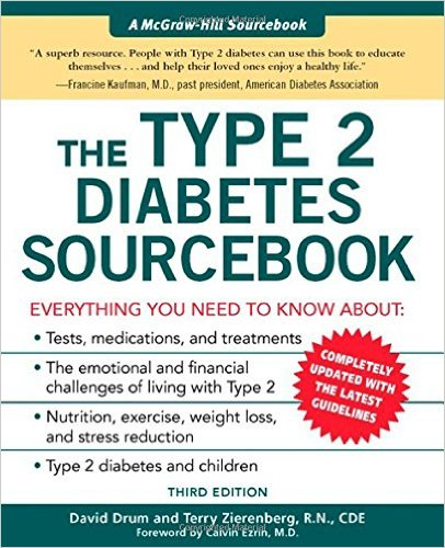 The Type 2 Diabetes Sourcebook (Sourcebooks)