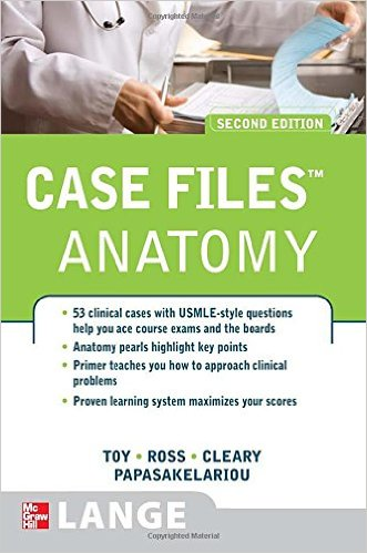 Case Files: Gross Anatomy, 2nd Edition 2nd Edition