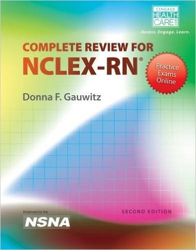 Delmar's Complete Review for NCLEX-RN 2nd Edition