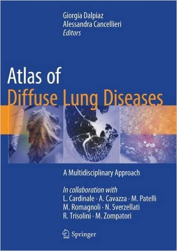 Atlas of Diffuse Lung Diseases: A Multidisciplinary Approach 1st ed. 2017 Edition