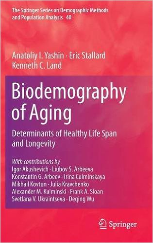 Biodemography of Aging: Determinants of Healthy Life Span and Longevity