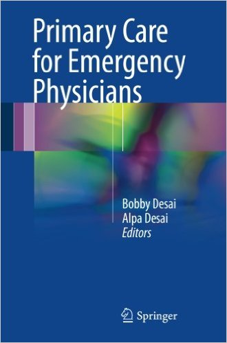 Primary Care for Emergency Physicians 1st ed. 2017 Edition
