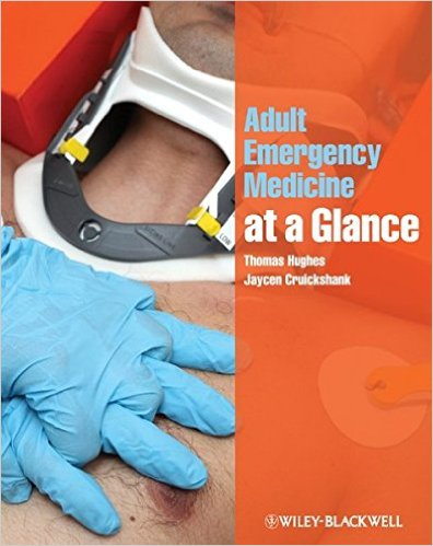 Adult Emergency Medicine at a Glance 1st Edition