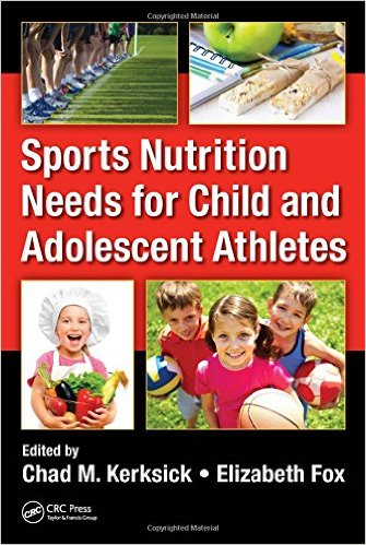 Sports Nutrition Needs for Child and Adolescent Athletes Hardcover – May 6, 2016