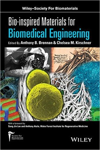 Bio-inspired Materials for Biomedical Engineering (Wiley-Society for Biomaterials) 1st Edition