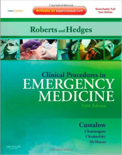 Clinical Procedures in Emergency Medicine 5TH EDITION