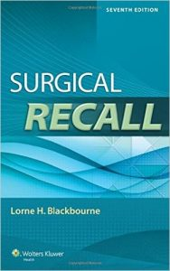 advanced surgical recall 4th edition pdf