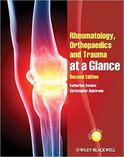 Rheumatology, Orthopaedics and Trauma at a Glance 2nd Edition