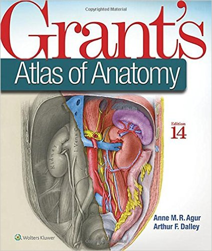 Grant's Atlas of Anatomy (Grant, John Charles Boileau//Grant's Atlas of Anatomy) 14th Edition