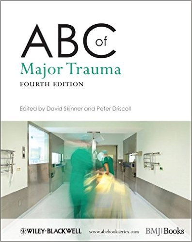 ABC of Major Trauma 4th Edition