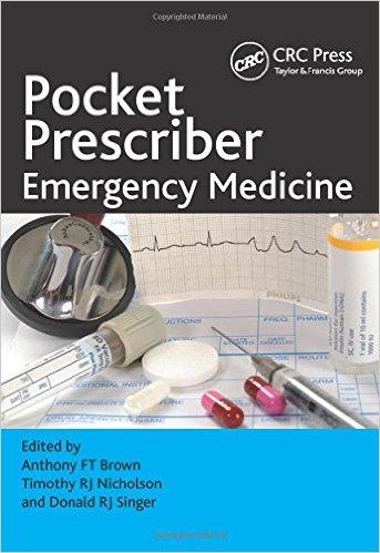 Pocket Prescriber Emergency Medicine 1st Edition