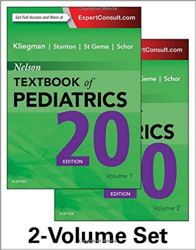 Nelson Textbook of Pediatrics, 2-Volume Set, 20e 20th Edition
