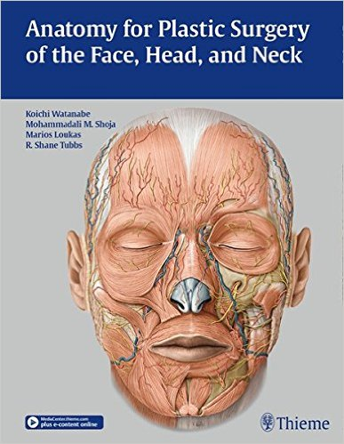 Anatomy for Plastic Surgery of the Face, Head, and Neck 1 Har/Psc Edition