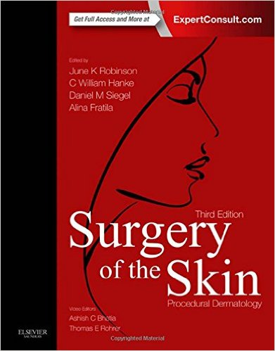 Surgery of the Skin: Procedural Dermatology, 3e 3rd Edition