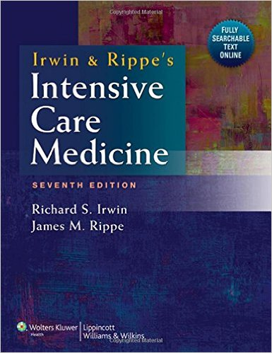Irwin and Rippe's Intensive Care Medicine Seventh Edition