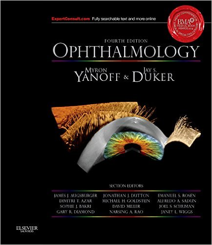 Ophthalmology: Expert Consult: Online and Print, 4e 4th Edition