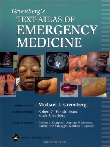 Greenberg's Text-Atlas of Emergency Medicine  4TH EDITION