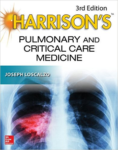 Harrison's Pulmonary and Critical Care Medicine, 3E (Harrison's Specialty) 3rd Edition