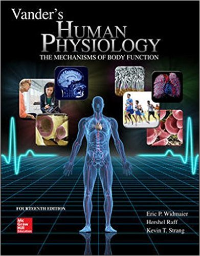 Vander's Human Physiology 14th Edition