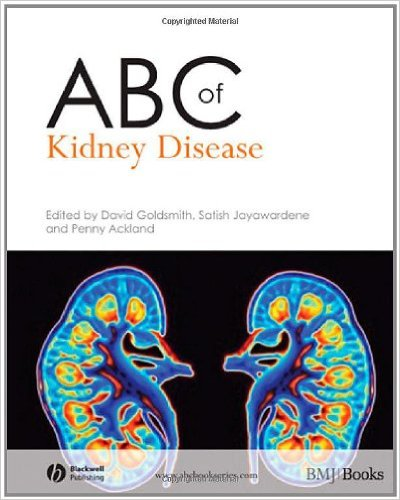 ABC of Kidney Disease 1st Edition