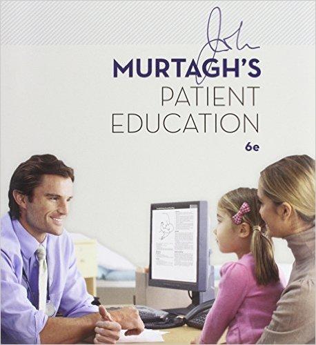 John Murtagh's Patient Education