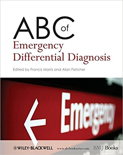 ABC of Emergency Differential Diagnosis 1st Edition
