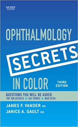 Ophthalmology Secrets in Color, 3e 3rd Edition