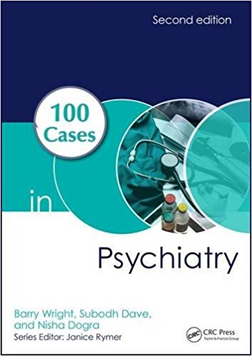 100 Cases in Psychiatry, Second Edition 2nd Edition