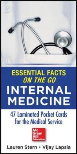 Essential Facts On the Go: Internal Medicine 1st Edition