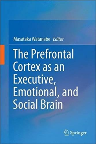 The Prefrontal Cortex as an Executive, Emotional, and Social Brain 1st ed. 2017 Edition